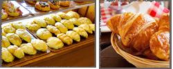 KOGUMAの手作りパンの写真