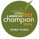 Tea Expo 2010 チャンピオン受賞